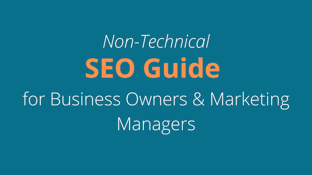 Strategic SEO Guide for Business Owners & Marketing Managers